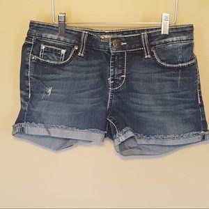 BKE Shorts - BKE Madison distressed Jean shorts size 30